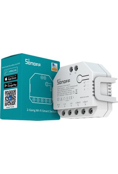 Sonoff Dualr3 Çift Röle Akıllı Switch Modülü Dual R3