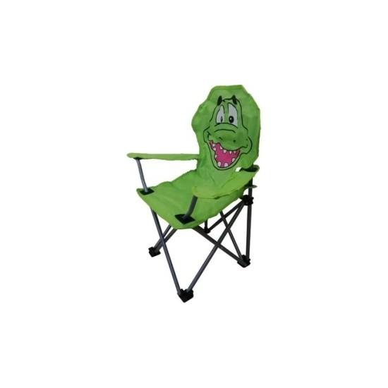Trendxkombi Çocuk Kamp Sandalyesi Timsah