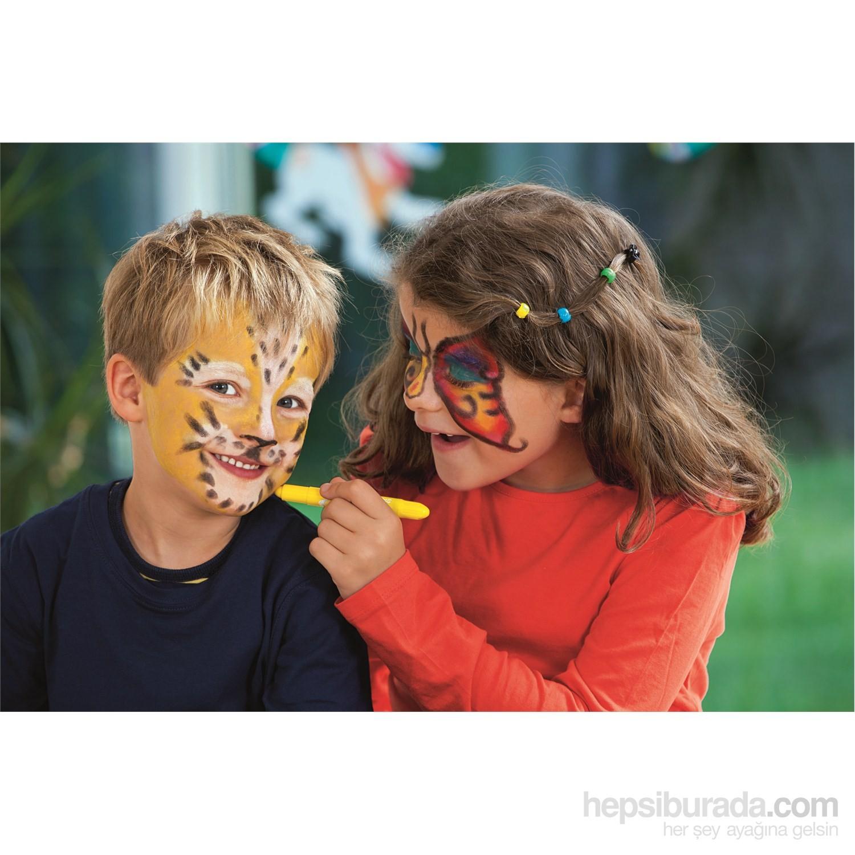 Edding Funtastics Yüz Boyama Kalemi Karışık Renk 8li Fiyatı