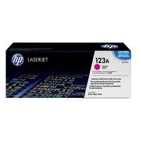 HP 123A 2000 Sayfa Kapasiteli Kırmızı Toner Q3973A