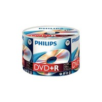 Philips DVD(+R) 4,7GB 16X 50'li Spindle
