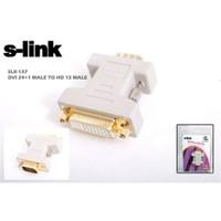 S-Link Slx-137 Dvı 24+1 F To Vga M Adaptör