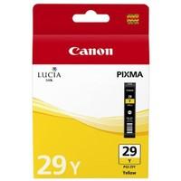 Canon PGI-29Y Sarı Mürekkep Kartuş