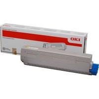 Okı 44844507 Okı C831/C841 Model Mavi Toner 10.000 Sayfa