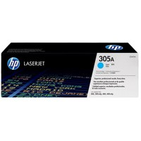 HP 305A 2600 Sayfa Kapasiteli Mavi Toner CE411A