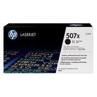 HP 507X 11000 Sayfa Kapasiteli Siyah Toner CE400X