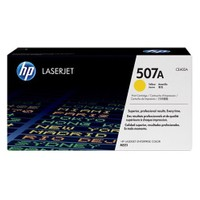 HP 507A 6000 Sayfa Kapasiteli Sarı Toner CE402A