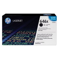HP 646X LaserJet Siyah Toner CE264X