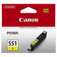 Canon CLI-551Y Sarı Mürekkep Kartuş