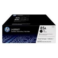 HP 85A 2'li Paket 1600 Sayfa Kapasiteli Siyah Toner CE285AD