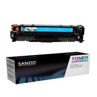 Sanzio Canon C118 C Mavi Muadil Toner