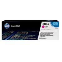 HP 304A 2800 Sayfa Kapasiteli Kırmızı Toner CC533A