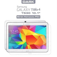 "Dark Samsung Galaxy Tab4 10.1"" T530 Ultra Şeffaf Ekran Koruyucu Film"