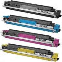 Kripto Hp Laserjet Pro Mfp M177fw Kırmızı Renkli Toner Muadil Yazıcı Kartuş
