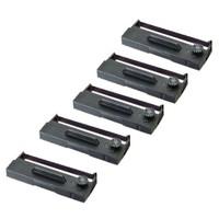 Print Epson Tm 290 Şerit Muadil Nokta Vuruşlu Yazıcı Ve Yazar Kasa Kartuş 5Li Paket