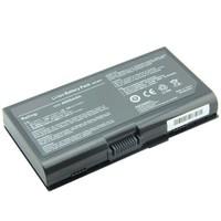 Retro RASL-080 Asus G71, G72, M70, X71, X72Li-ion 11.1V 4400mAh Siyah Notebook Bataryası