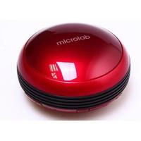 Microlab Md112 1W Rms Kırmızı Sd+Fm Destekli Mini Speaker