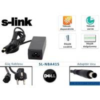 S-Link Sl-Nba415 45W 19.5V 2.31A 7.4*5.0*0.6 Dell Notebook Standart Adaptör