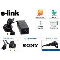 S-Link Sl-Nba430 39W 19.5V 2A 6.5*4.4 Sony Notebook Standart Adaptör