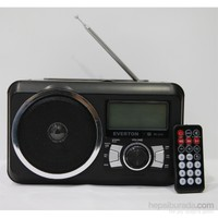 Everton Rt-37C Usb Card Fm Radio Player