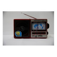 Gold Radosstar Rd-901Us Usb Card Fm Radio Player
