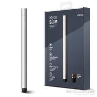 Elago Stylus Slim Dokunmatik Kalem Gümüş Gri