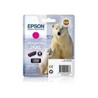 Epson C13t26334020 Magenta-26Xl-Exprss Prm Xp-600, Xp-700,Xp-800