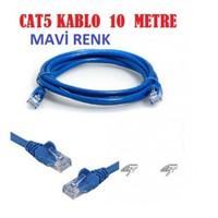 Magic 10 Mt Cat5 Ethernet Data Adsl İnternet Kablosu