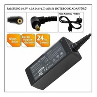 Samsung 10.5V-4.3A (4.8*1.7) Ad151 Notebook Adaptörü