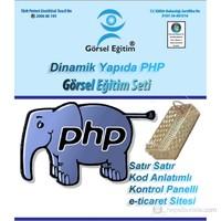 Görsel Eğitim Dinamik Yapı PHP