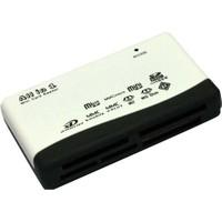 S-Link Slx-A62 Usb Harici Tf+M2 Kart Okuyucu