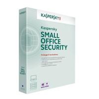 Kaspersky Small Office 3 1 Server + 5 PC + 5 Mobil 1 Yıl
