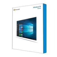 Microsoft Windows 10 Home Türkçe 32/64Bit Kutu (KW9-00262)