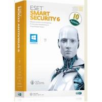 Eset Nod32 Smart Security v6.0 TR 10 Kullanıcı 1 Yıl