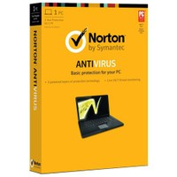 Symantec Norton Antivirüs 2013 1 Kullanıcı 1 Yıl