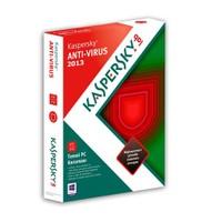 Kaspersky Antivirüs 2013 (1 Kullanıcı 1 Yıl) (2014'e yükseltilebilir)