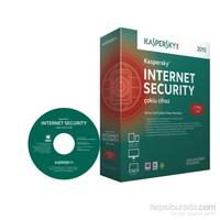 Kaspersky Internet Security 2015 Kutu 2 Kullanıcı 1 Yıl (2016 Sürümüne Yükseltilebilir)