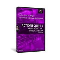 Eurosoft Actionscript 3 Nesne Yönelimli Programlama Dvd Seti