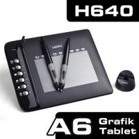 Uc-Logic Lapazz H640 Hot-Key A6 Grafik Tablet (UCH640)