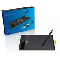 Wacom Bamboo CTH-470K-EN Pen&Touch English Grafik Tablet