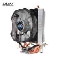 Zalman CNPS7X Intel 775-1155-1156-1366/AMD AM2-AM3-FM1 Uyumlu 92mm Mavi Led Fan İşlemci Soğutucu