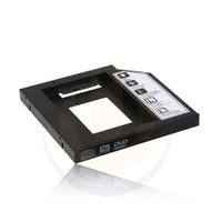 Silverstone Notebook Extra SATA HDD Yuvası (12.7mm) ve Optik Sürücü Kutusu Kiti (2'li ürün)(SST-TS06)