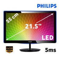 "Philips 227E3LSU/62 21.5"" 5ms (Analog) Full HD LED Monitör"