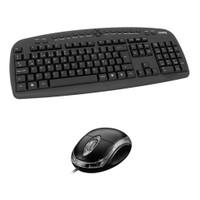 Frisby FK-144QP PS2 Klavye & USB Mouse Set