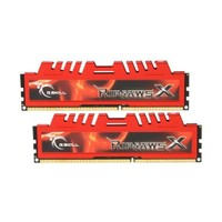 G.Skill RipjawsX 8GB (2x4GB) DDR3 1866MHz Ram (F3-14900CL9D-8GBXL)