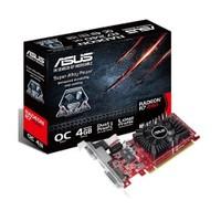 Asus Amd Radeon R7 240 OC 4GB 128Bit DDR3 (DX12) PCI-E 3.0 Ekran Kartı (R7240-OC-4GD3-L)