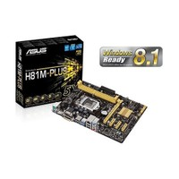 Asus H81M-PLUS Intel H81 1600MHz DDR3 LGA1150 mATX Anakart