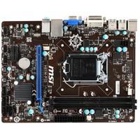 MSI H81M-P33 Intel H81 1600MHz DDR3 LGA1150 mATX Anakart