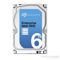 """Seagate Enterprise NAS HDD 6TB 3.5"""" 7200RPM Sata 3.0 128Mb Nas Disk (ST6000VN0001)"""