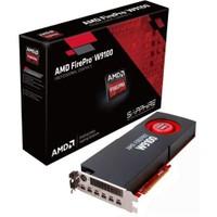 AMD FirePro W9100 16GB 512Bit GDDR5 (DX12) PCI-E 3.0 Profesyonel Ekran Kartı (SPAMDFPROW9100)